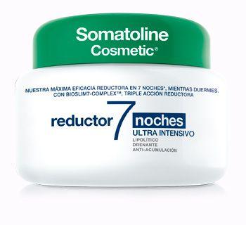 Crema reductora Somatoline Cosmetic