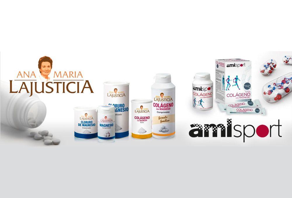 Ana maria la justicia dispone de varios productos que incluyen el magensio y que tienen una repercusión sobre el bienestar en la salud de las personas